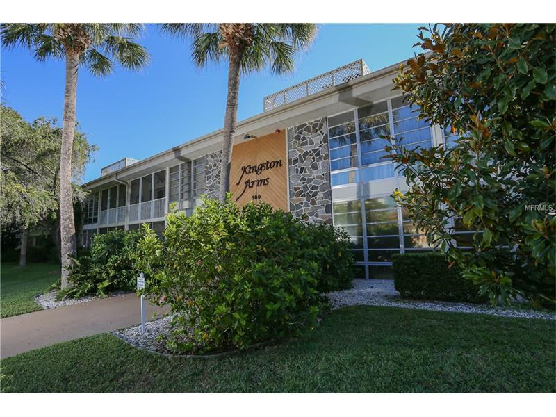 Photo of home for sale at 500 WASHINGTON DRIVE S, Sarasota FL