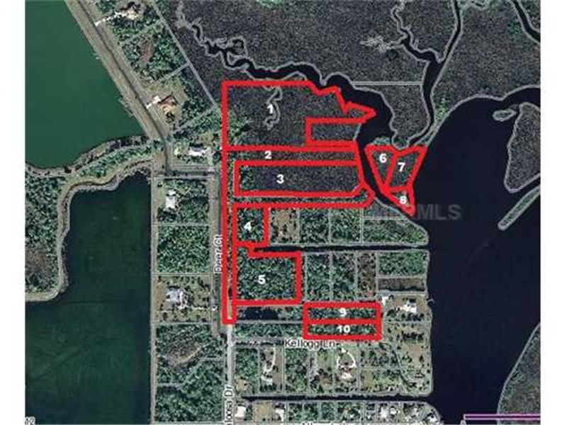 Photo of home for sale at DEER CT @ CALOOSE (10 LOTS), Venice FL