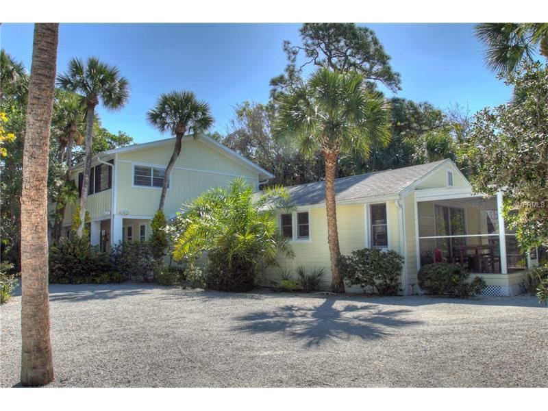 Photo of home for sale at 3708 SANDSPUR LANE, Nokomis FL