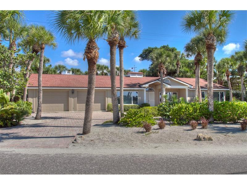 Photo of home for sale at 3434 CASEY KEY ROAD, Nokomis FL