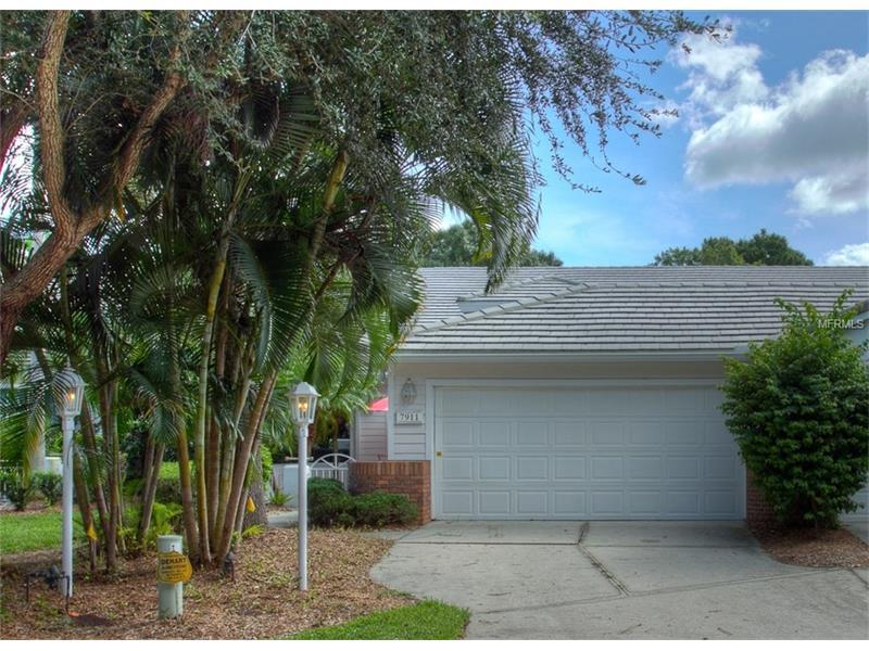 Photo of home for sale at 7911 WHITEBRIDGE GLEN, University Park FL