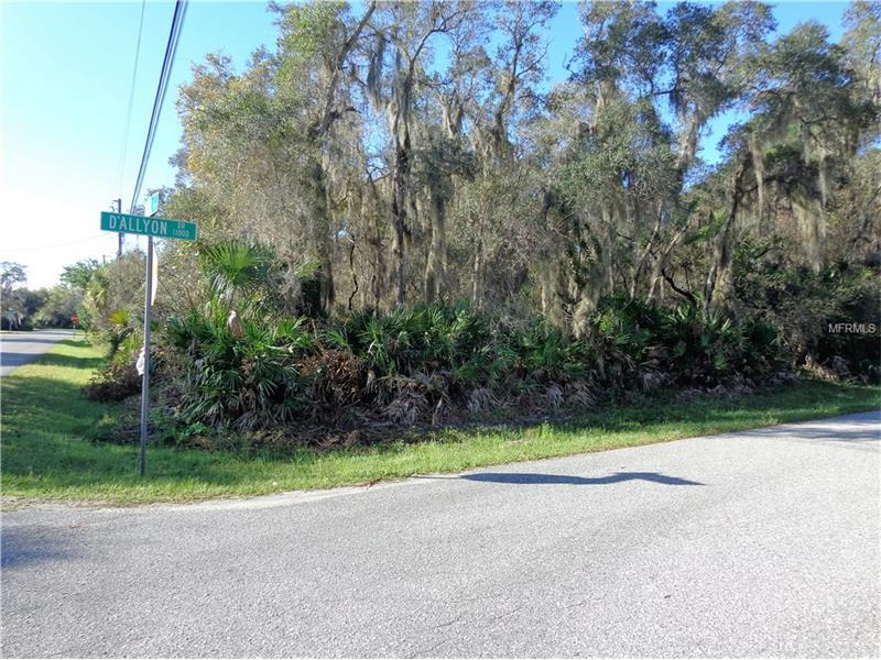 Photo of home for sale at D ALLYON DRIVE, North Port FL