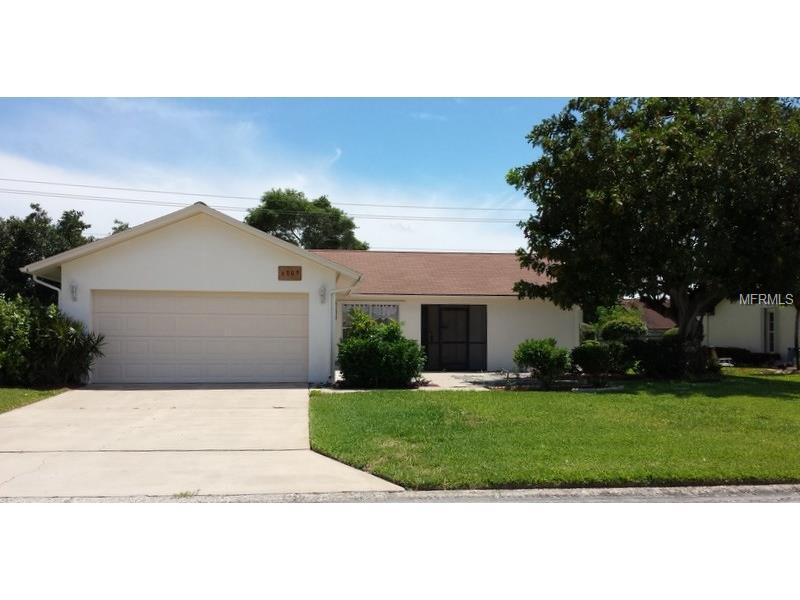 Photo of home for sale at 6809 20TH AVENUE, Bradenton FL
