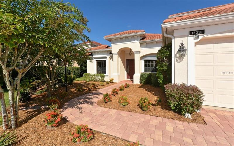 Photo of home for sale at 15015 SUNDIAL PLACE, Lakewood Ranch FL