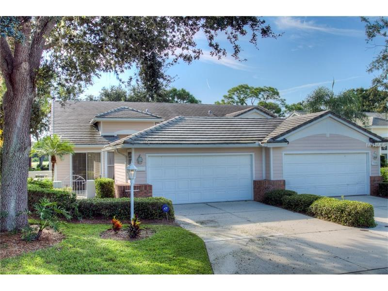 Photo of home for sale at 7947 WHITEBRIDGE GLEN, University Park FL