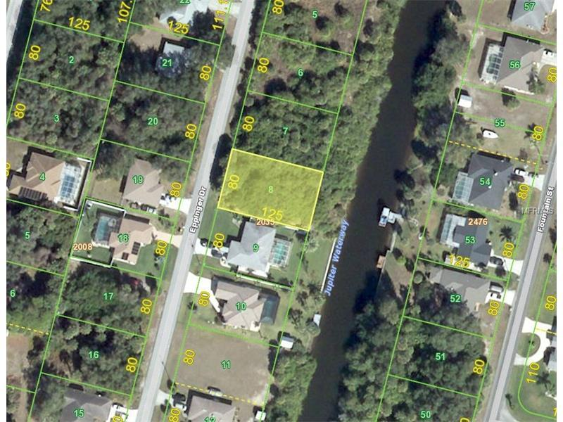 Photo of home for sale at 68 EPPINGER DRIVE, Port Charlotte FL