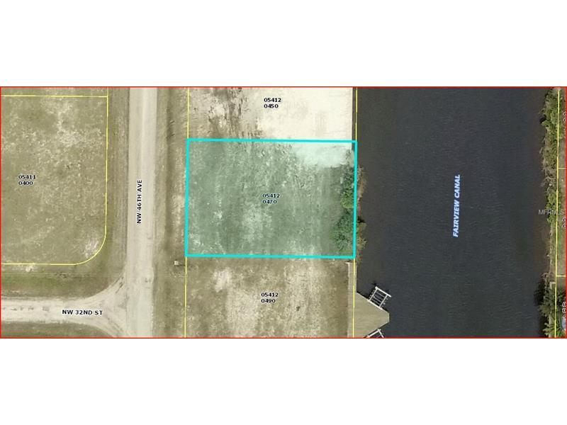 Photo of home for sale at 3217 NW 46TH AVE, Cape Coral FL