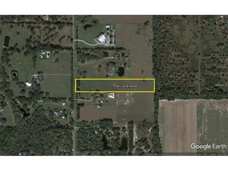 Photo of home for sale at 5341 LORRAINE ROAD, Bradenton FL