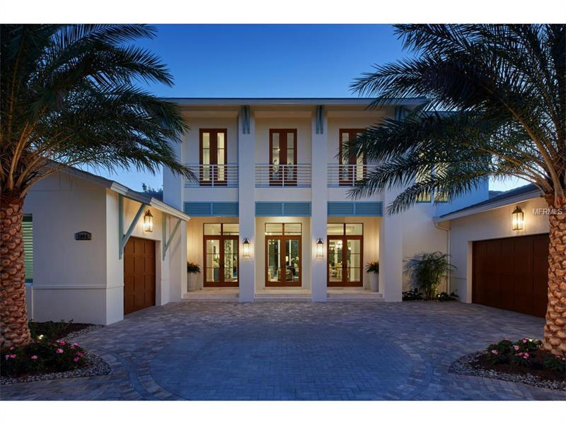 Photo of home for sale at 1806 OLEANDER STREET, Sarasota FL