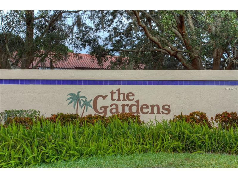 Photo of home for sale at 8417 GARDENS CIRCLE, Sarasota FL