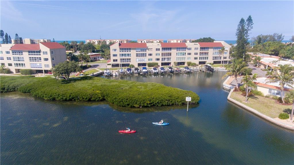 Photo of home for sale at 4960 GULF OF MEXICO DRIVE, Longboat Key FL