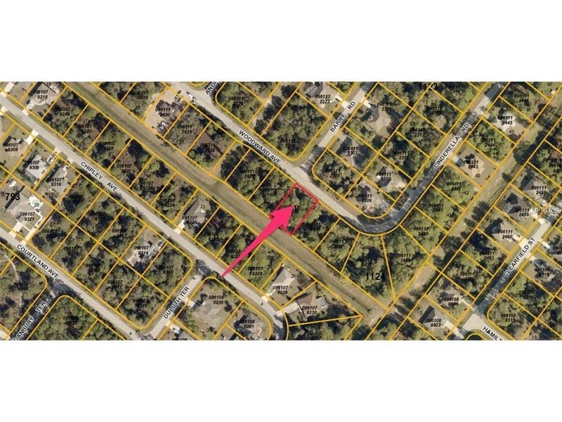 Photo of home for sale at WOODWARD AVE, North Port FL