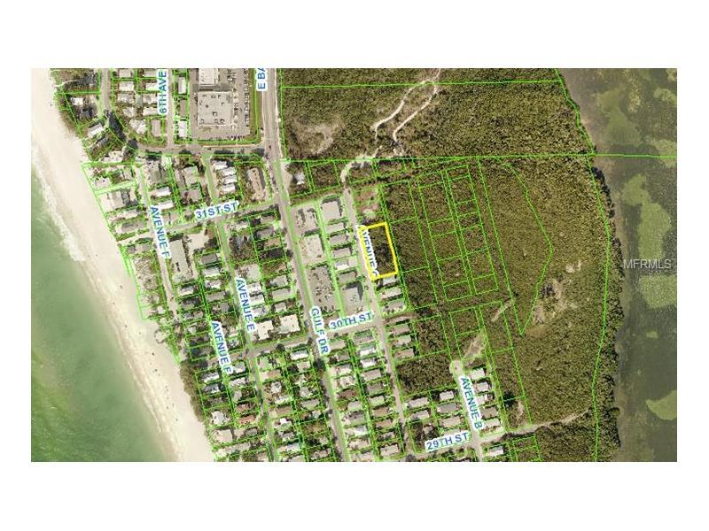 Photo of home for sale at 3013 AVENUE C, Holmes Beach FL