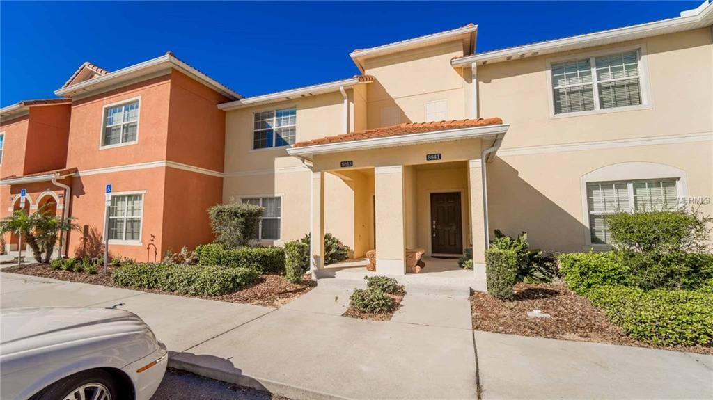 Photo of home for sale at 8843 CANDY PALM ROAD, Kissimmee FL
