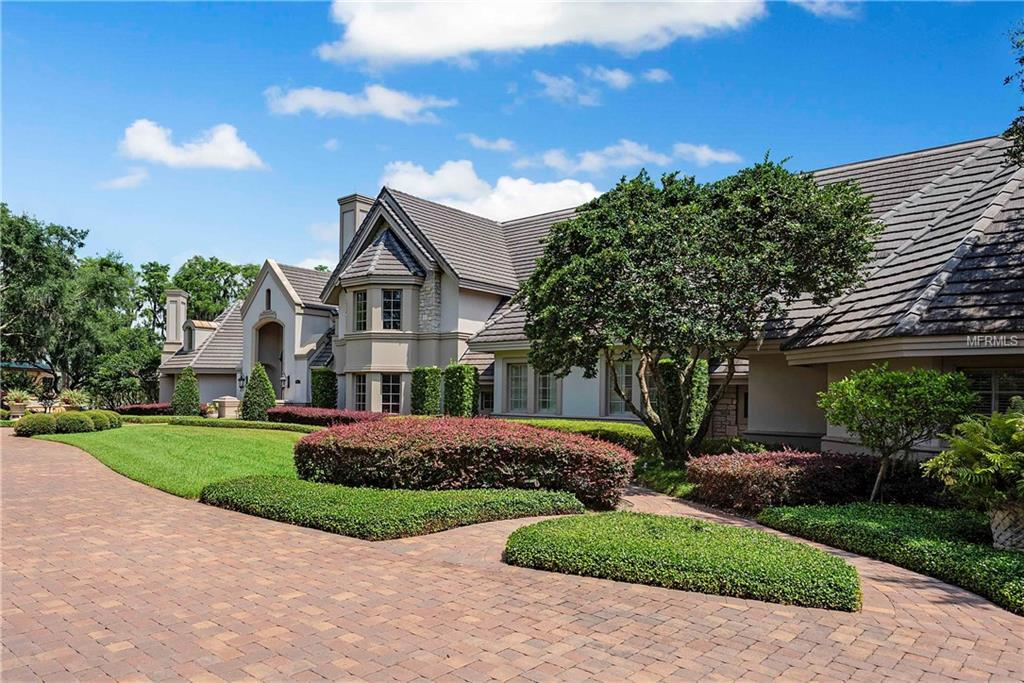Photo of home for sale at 9912 LAKE LOUISE DRIVE, Windermere FL