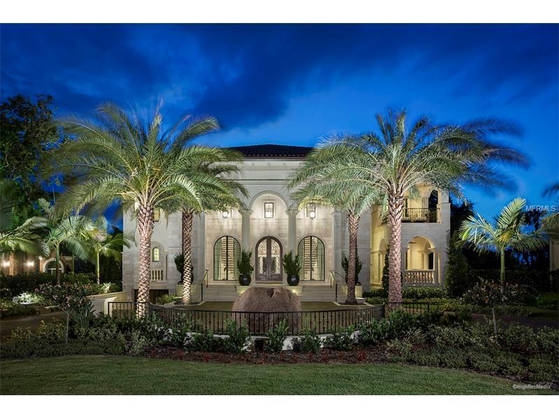 Photo of home for sale at 204 HARBOR VIEW LANE, Largo FL