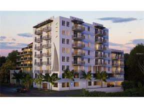 Property for sale at 424 8th Street S Unit: 702, St Petersburg, FL 33701